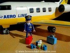 playmobil plane