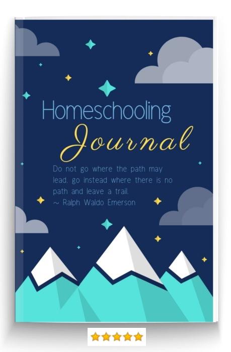 Inspirational homeschooling journal