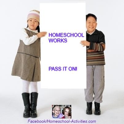 homeschool works pass it on