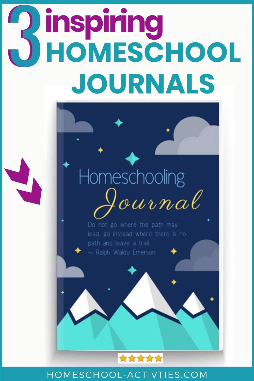 Homeschooling Journals and Notebooks