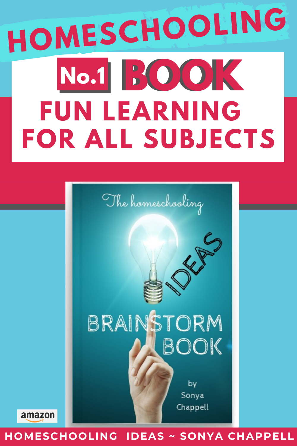Homeschooling ideas for all subjects with fun learning activities