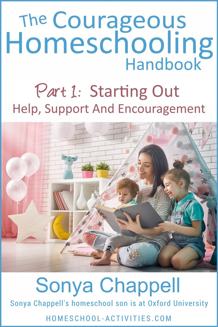The Courageous Homeschooling Handbook Part One