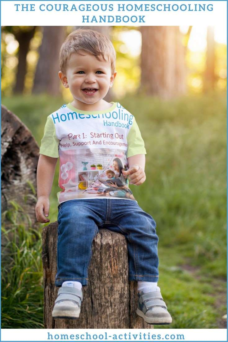Courageous Homeschooling Handbook