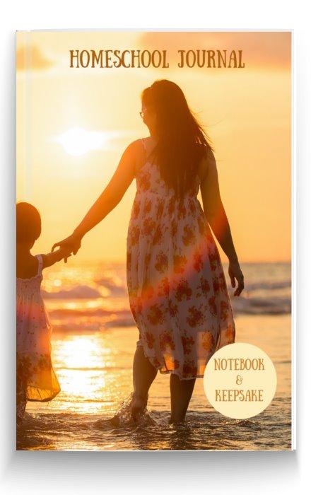 Homeschool mom journal