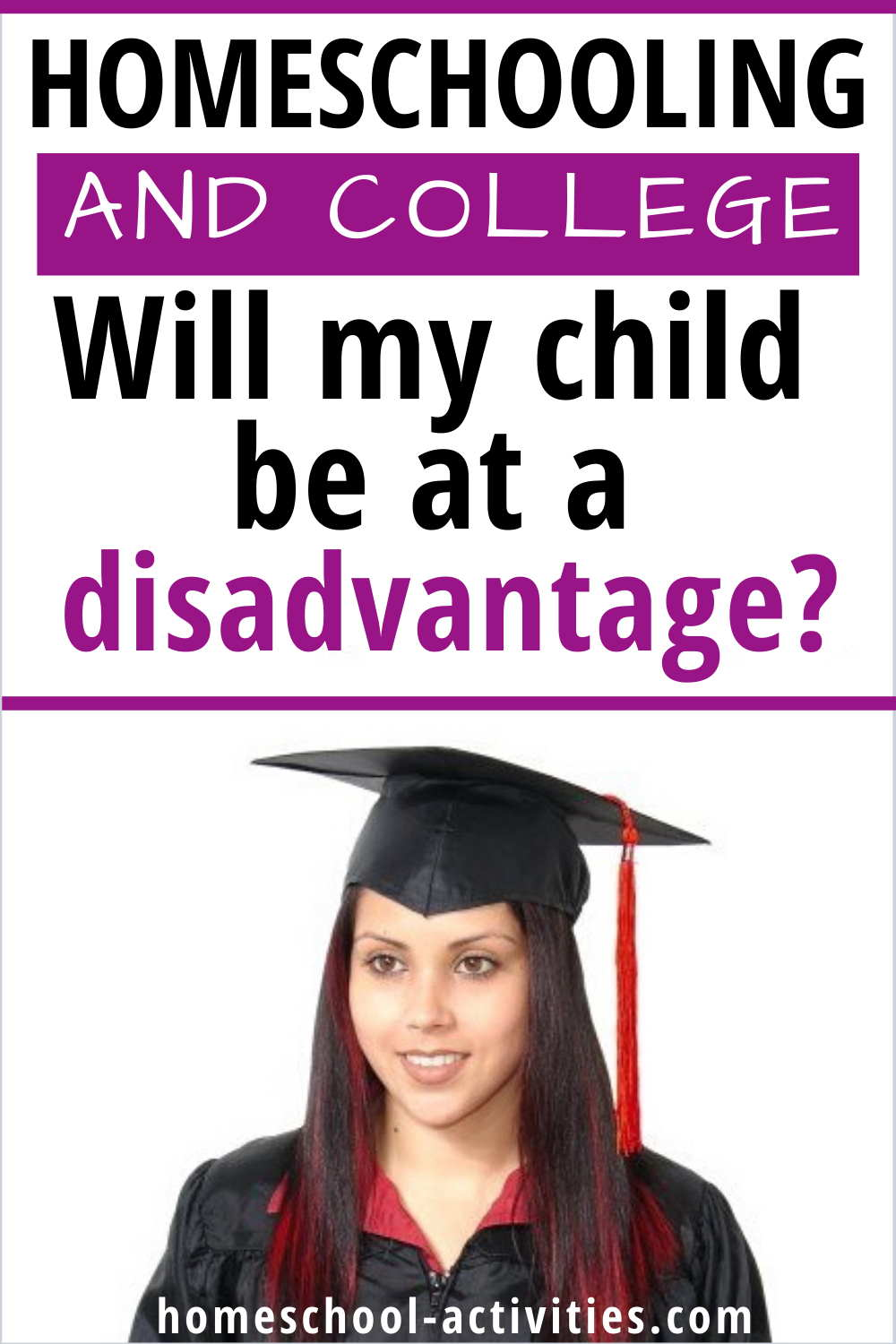 homeschooling and college