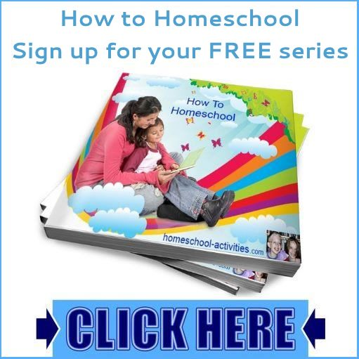 Sign up for my free how to homeschool series