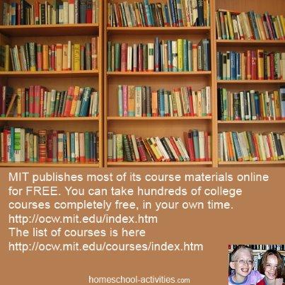 MIT courses