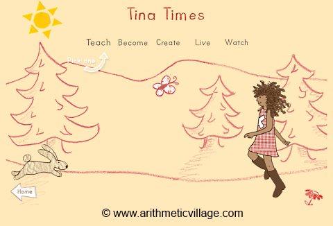 arithmetic village website