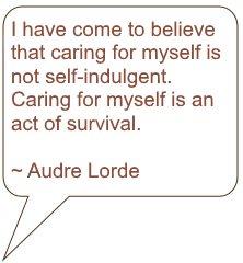 Audre Lourd quote