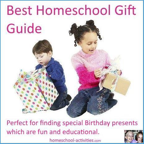 best homeschool birthday gifts