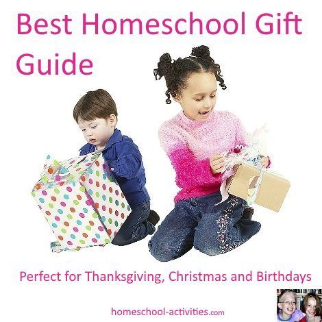 best homeschool gift guide