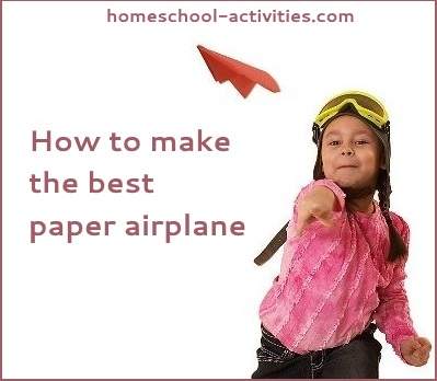 best paper airplanes
