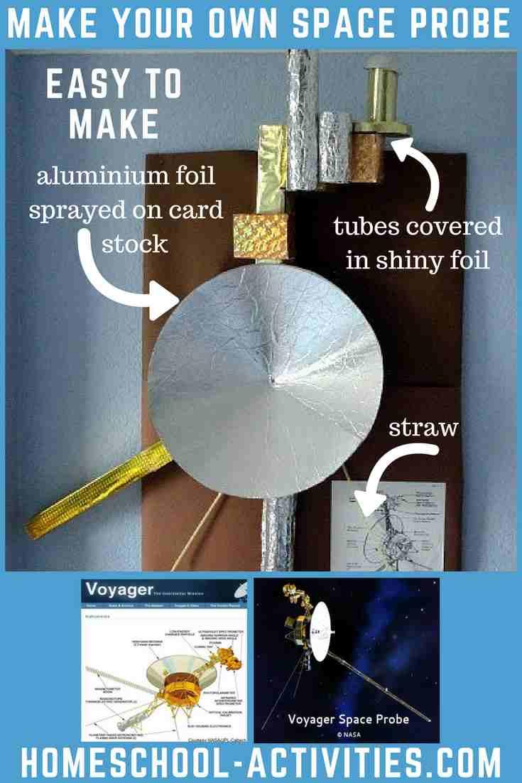make a space probe