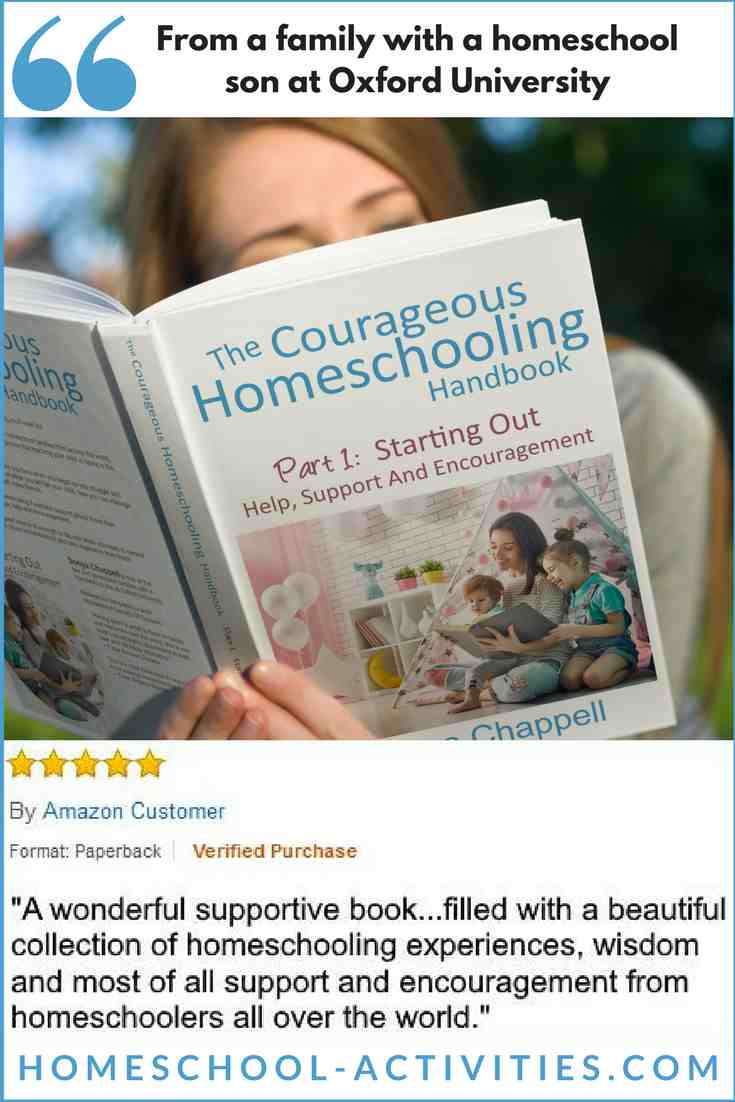 The Courageous Homeschooling Handbook