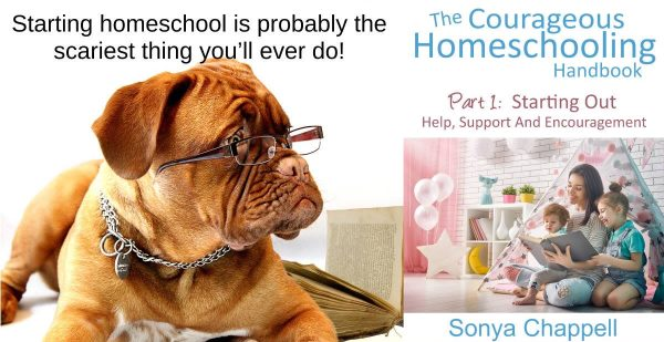 Courageous Homeschooling Handbook