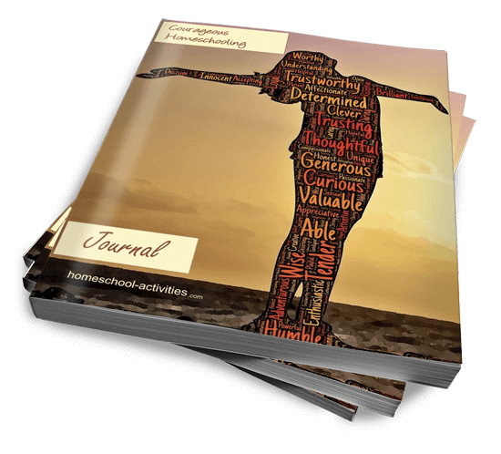 Courageous Homeschooling Journal