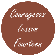Courageous Homeschooling e-course lesson fourteen