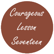 Courageous Homeschooling e-course lesson seventeen
