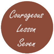Courageous Homeschooling e-course lesson seven