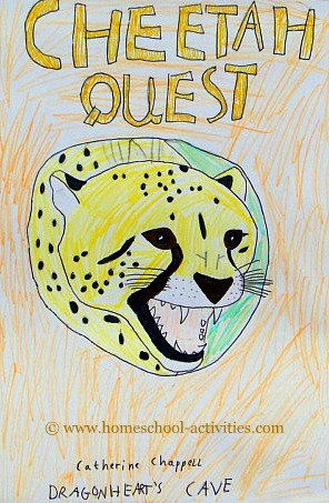 Cheetah quest stor