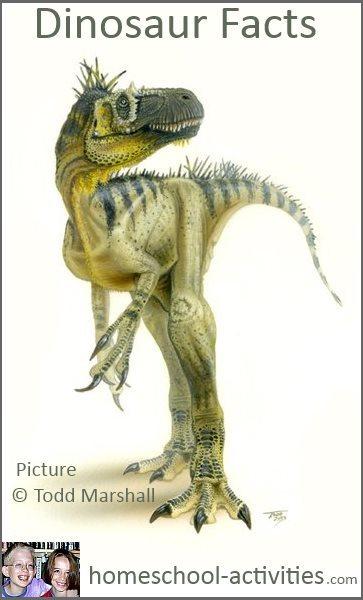 dinosaur facts