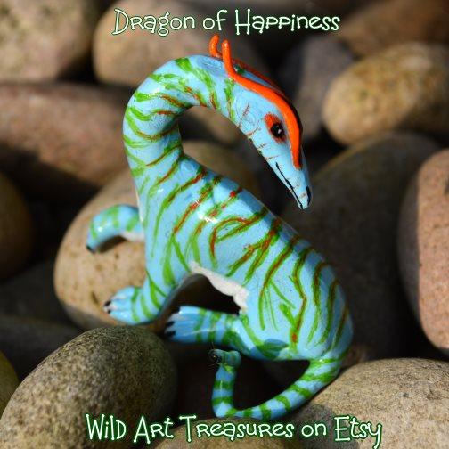 dragon of happiness