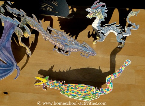 dragonology models