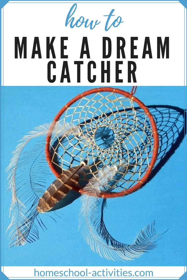 how to make a dream catcher