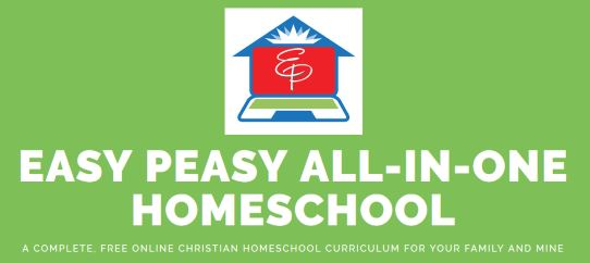 easy peasy all in one curriculum for homeschooling