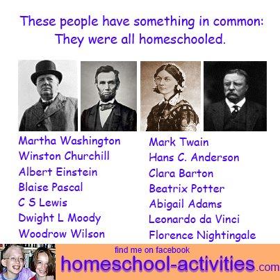 homeschooling pioneers
