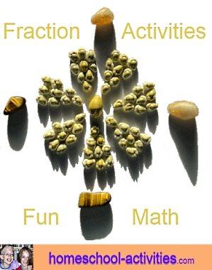 fun fraction activities