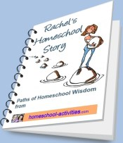 Rachel's homeschool story
