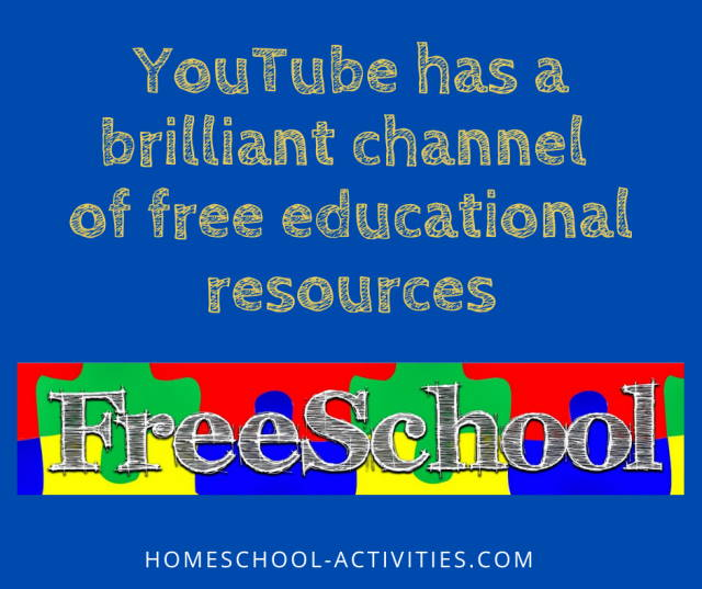 Free School YouTube channel