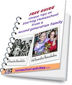 free start homeschooling guide
