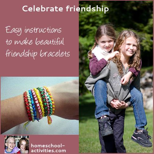 friendship bracelets how to instructions