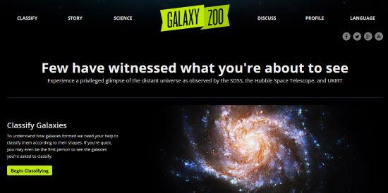 Galaxy Zoo