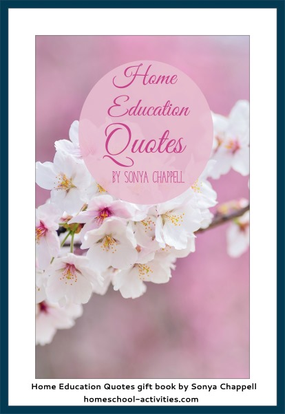 Home Education Quotes