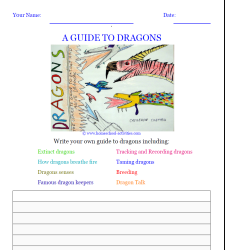 a guide to dragons