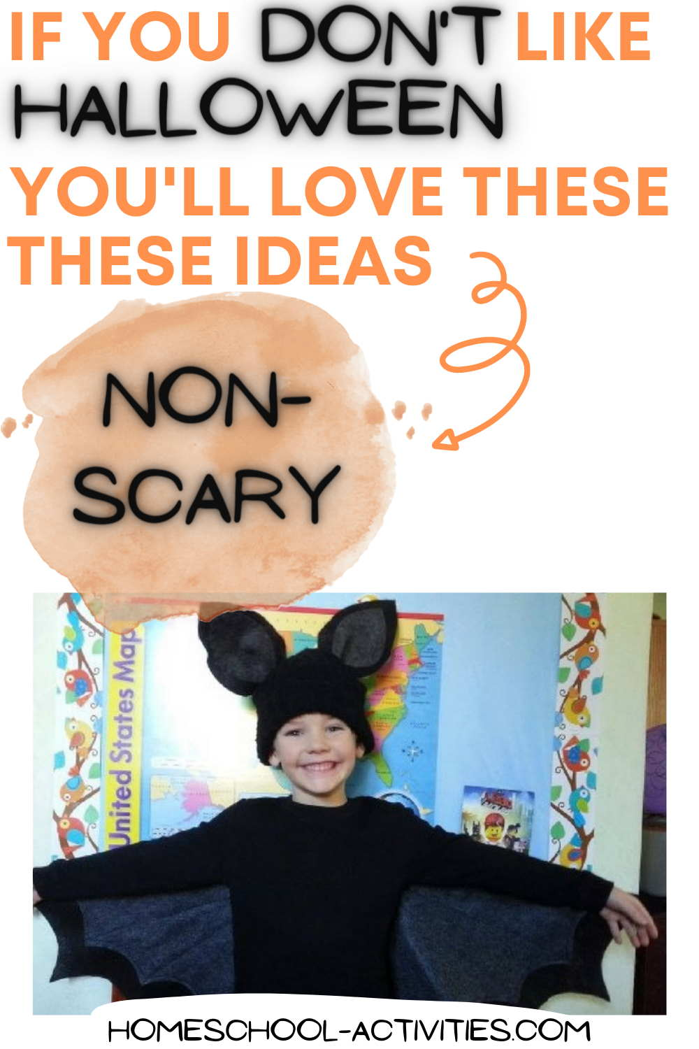 Halloween kids crafts activities