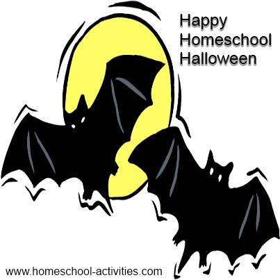 halloween bats