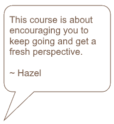Quote from Hazel