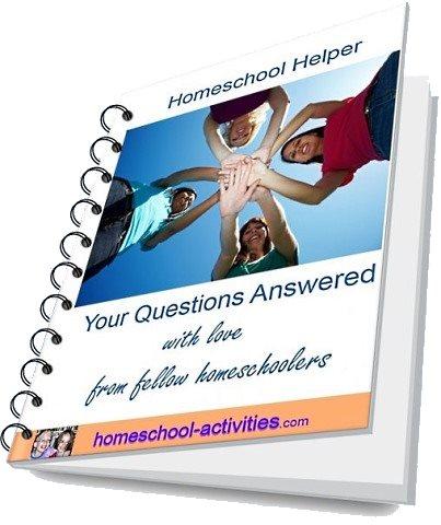homeschool helper e-book