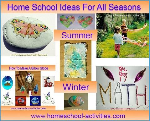 home school ideas