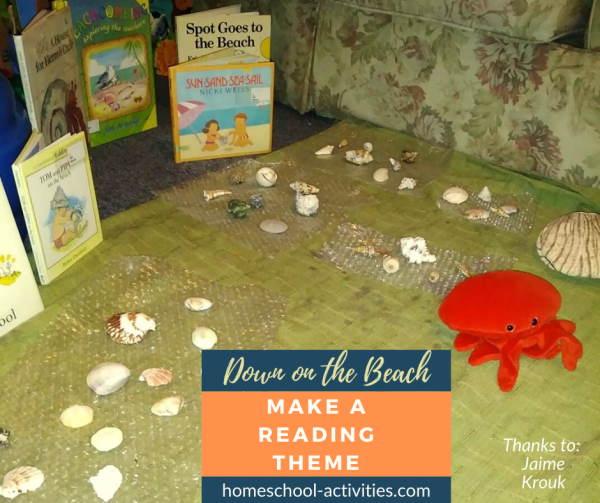 Preschool reading ideas