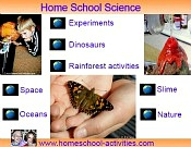 home school science