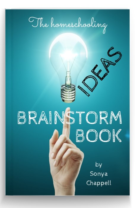 The Brainstorm Homeschooling Ideas Book