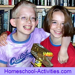 homeschool-activities.com website