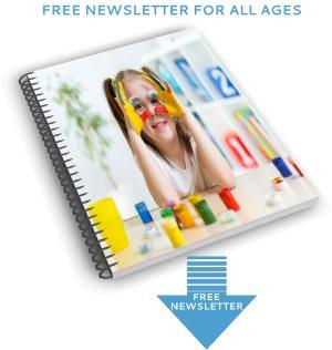 Homeschool activities monthly newsletter