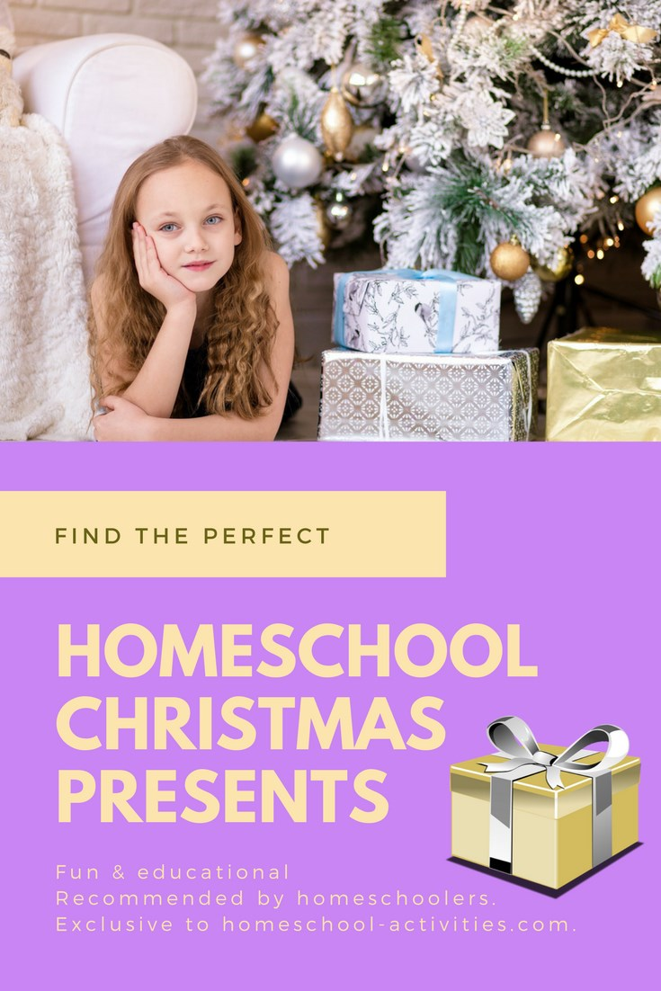 Homeschool Christmas presents