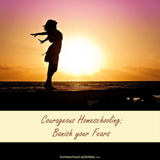 banish your homeschooling fears